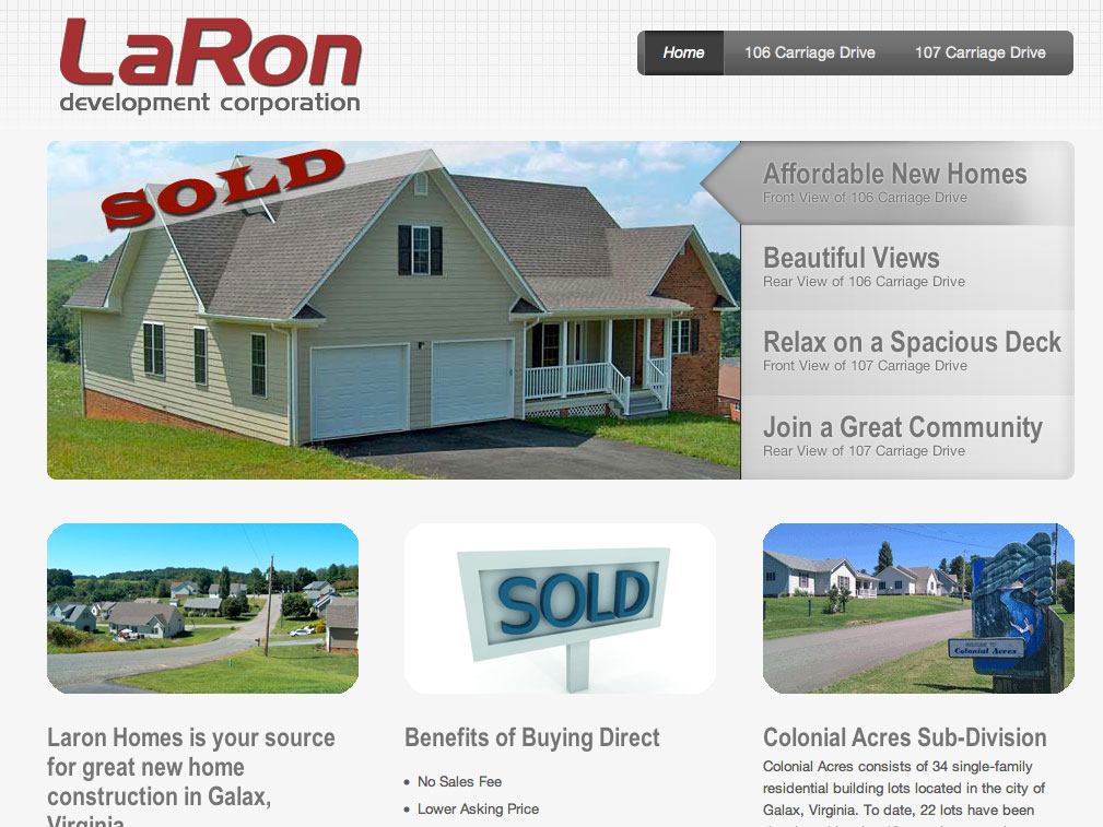 Laron Homes