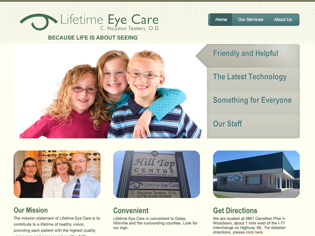 Lifetime Eye Care