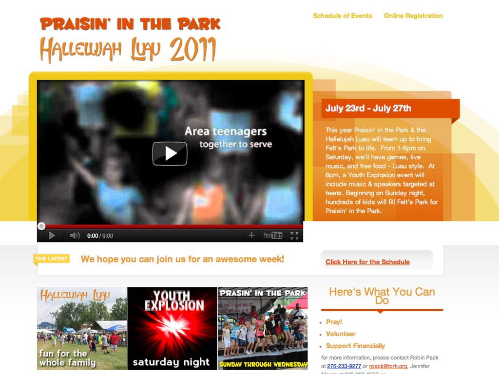 Praisin in the Park