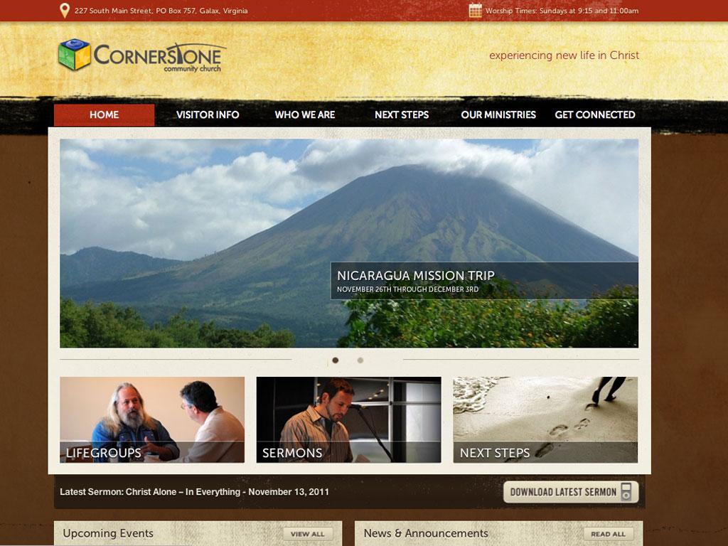 Cornerstone – 2012