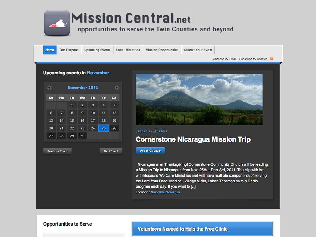 MissionCentral.net
