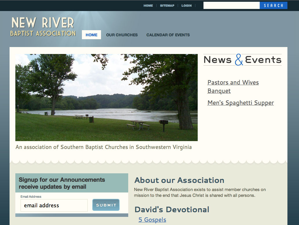 New River Baptists