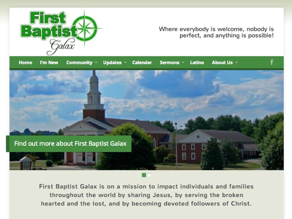 First Baptist Galax