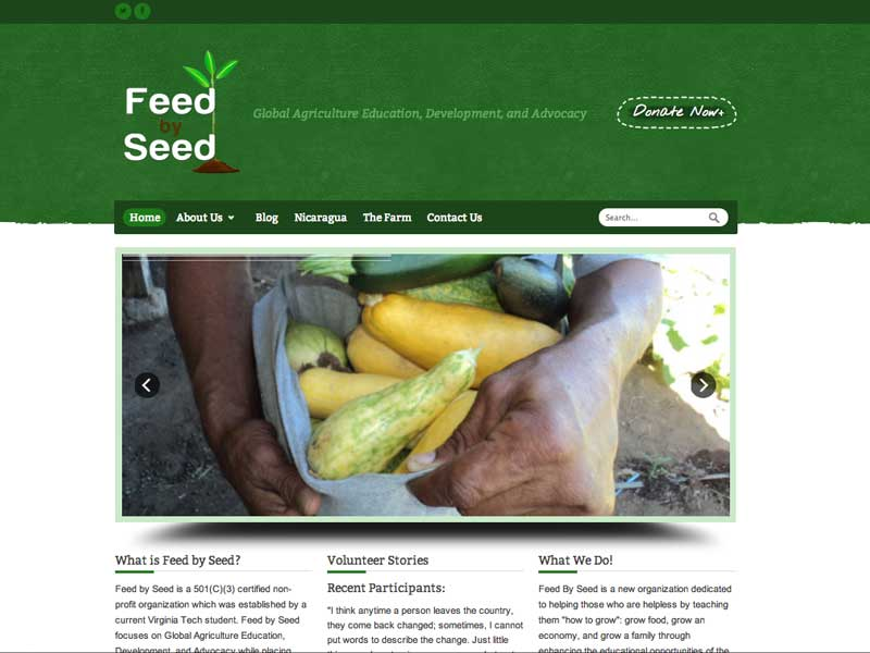Feed By Seed