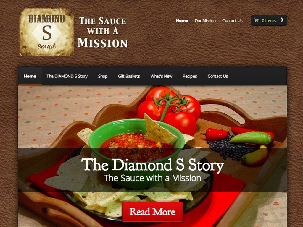 Diamond S Brand