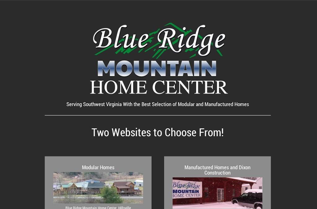 Blue Ridge Mountain Home Center