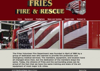 Fries Fire & Rescue