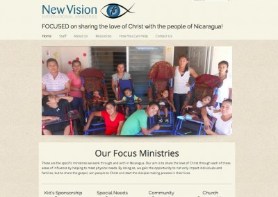 New Vision International Ministries