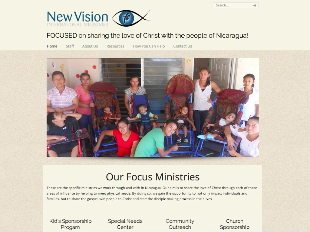New Vision International Ministries