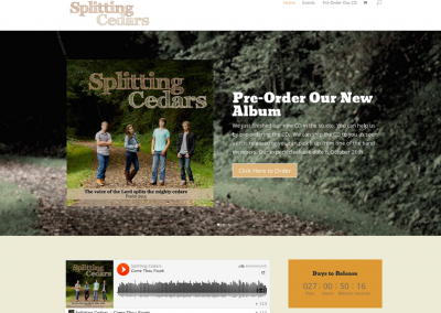 Splitting Cedars