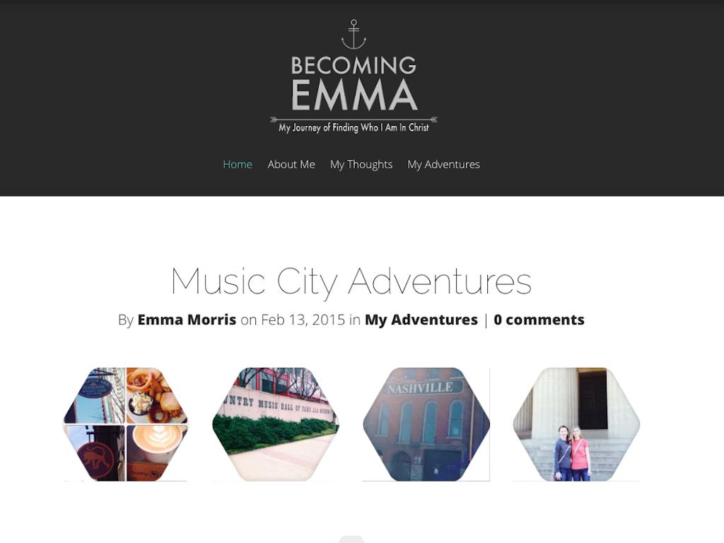 Becoming Emma