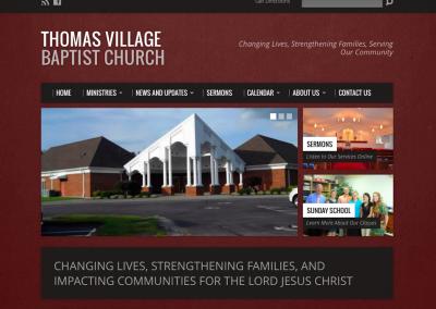 Thomas Village Baptist Church