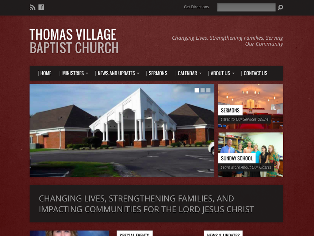 Thomas Village Baptist Church