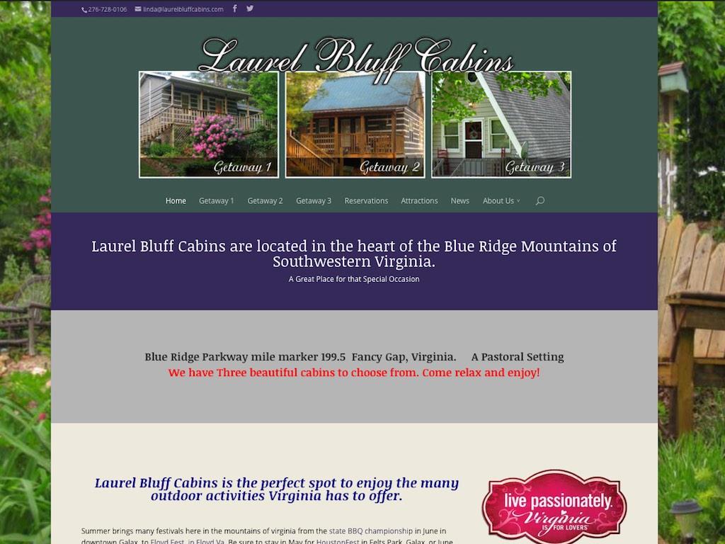 Laurel Bluff Cabins