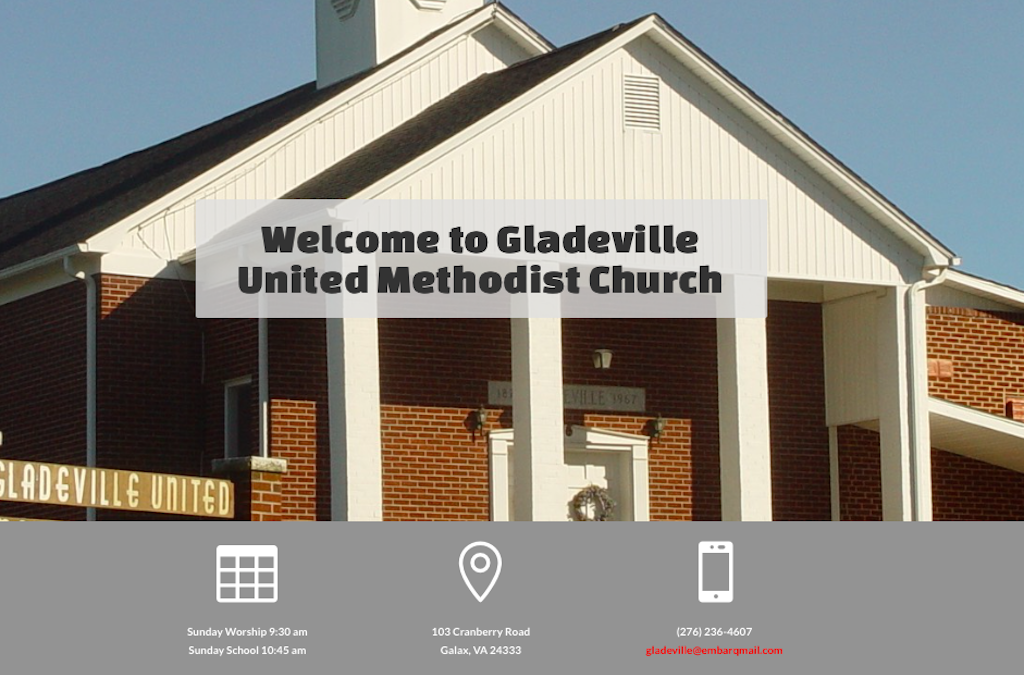 Gladeville United Methodist Church