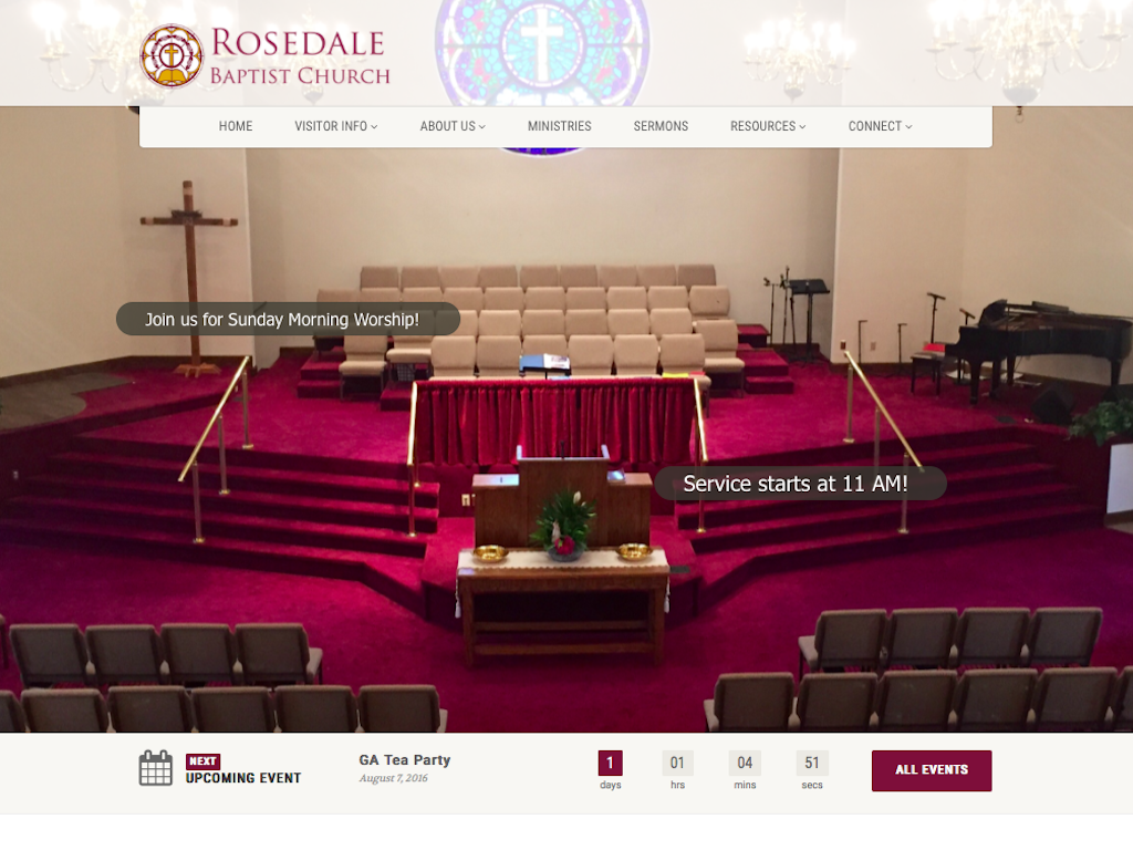 Rosedale Baptist Church