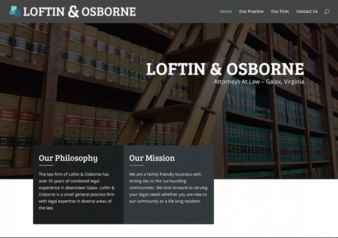 Loftin and Osborne