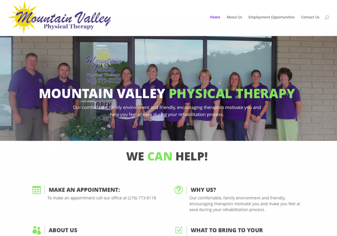 Mountain Valley Physical Therapy