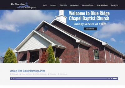 Blue Ridge Chapel Baptist Church