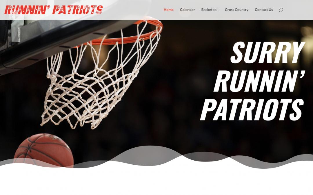 Sports Team Website
